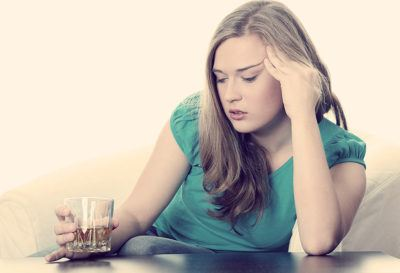 Склонение к употреблению алкоголя
