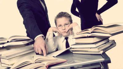 Как правильно воспитывать детей: школьная успеваемость