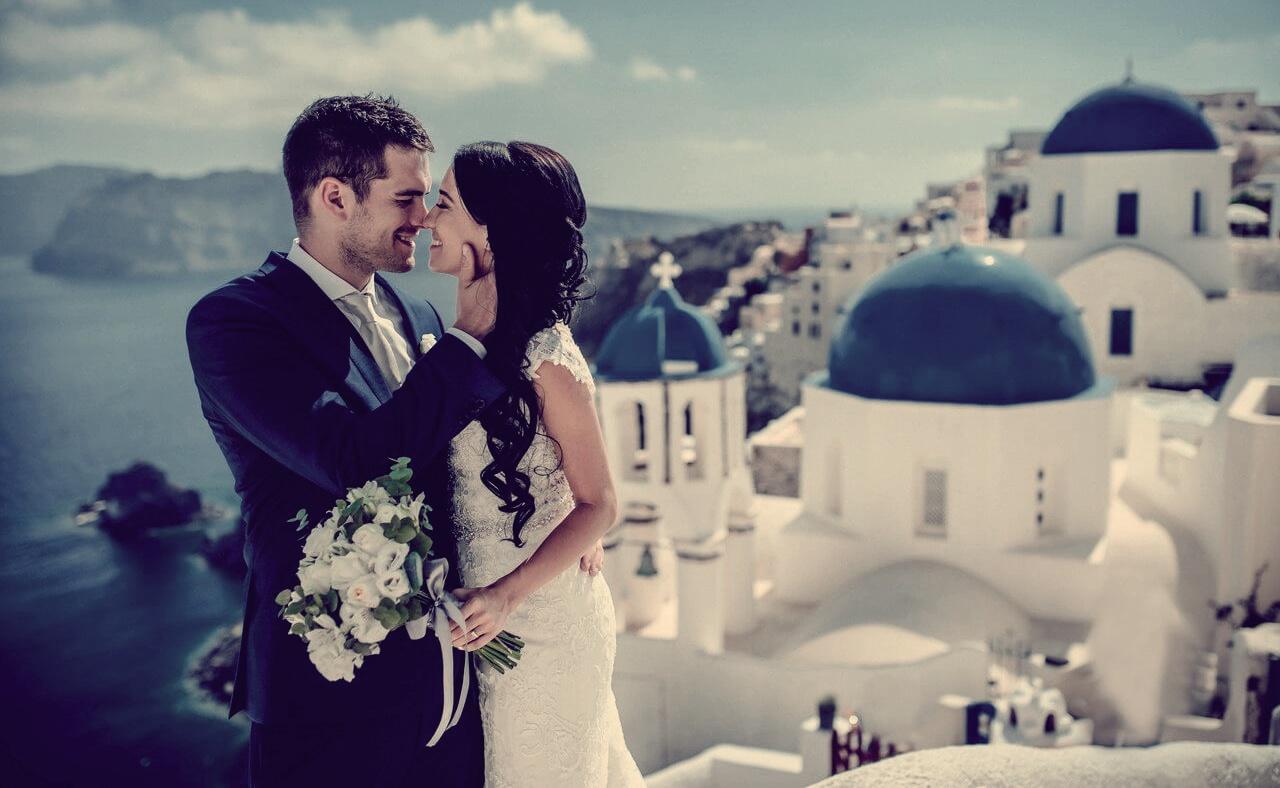 Красивая страна для свадьбы