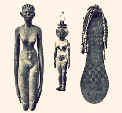 древние куклы