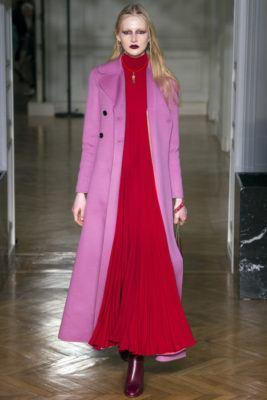 Показ коллекции Valentino - A/W 2017/2018 Ready-To-Wear