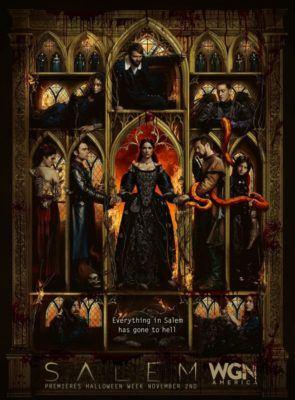 сериалы о ведьмах