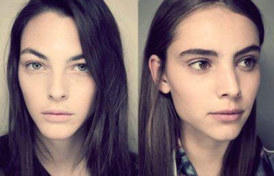 Без макияжа