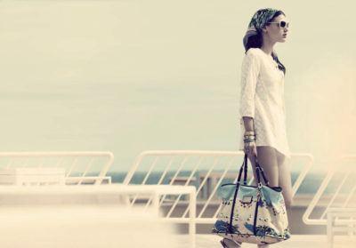 пляжный гардероб