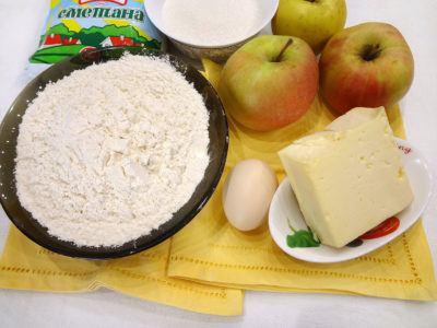 рецепт пирога Цветаевой с фото