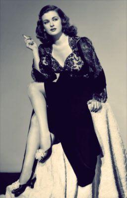 Джоан Беннетт (Katharine «Kitty» March)