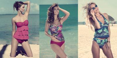 Пляжный гардероб купальник