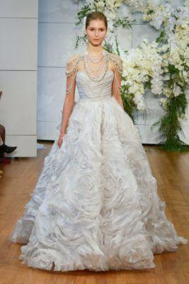 лучшие образы невесты весна/лето 2018