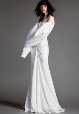Vera Wang на неделе свадебной моды
