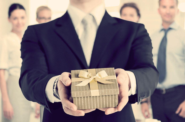 Подарили подарок заговоренный или нет