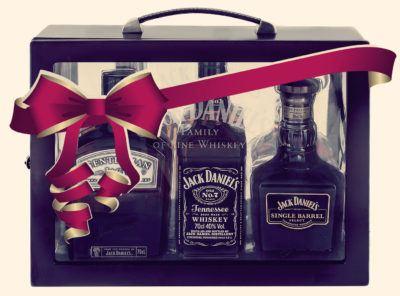 набор алкоголя Что подарить начальнику на день рождения