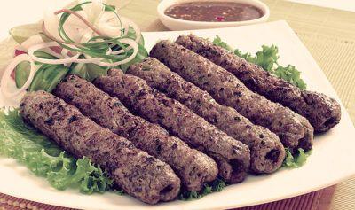 Шашлык-кебаб