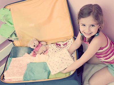 как собрать ребенка в летний лагерь