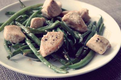 Подробное меню зеленой диеты