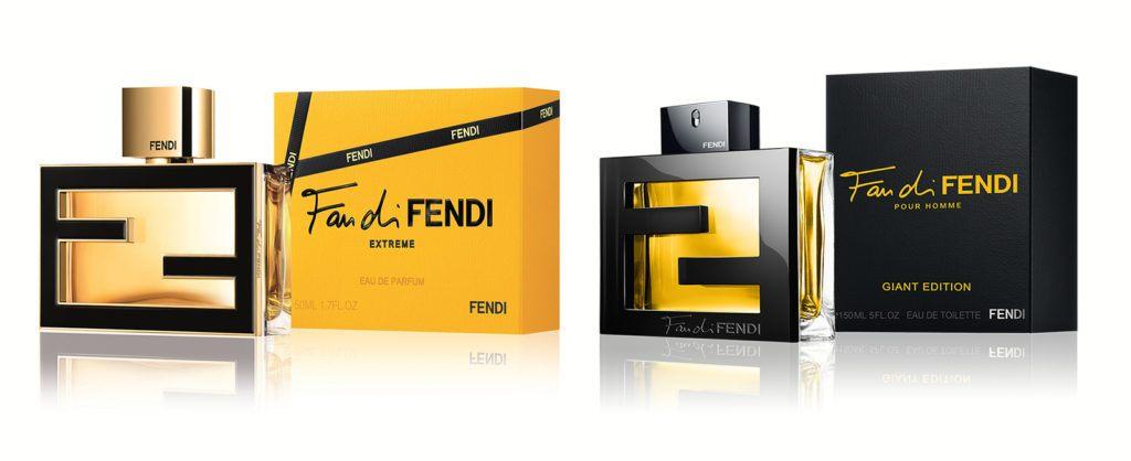 парные ароматы Fan di Fendi