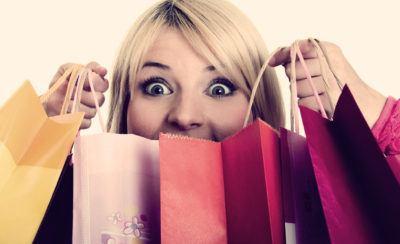 собраться на отдых шопинг