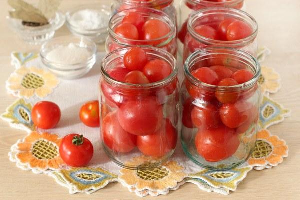 как приготовить помидоры в собственном соку на зиму пошаговый рецепт