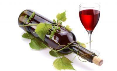 сухое красное вино - жиросжигатель