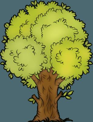 рисунок дерева