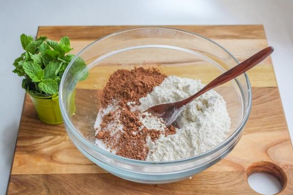 рецепт шоколадных блинов на кефире