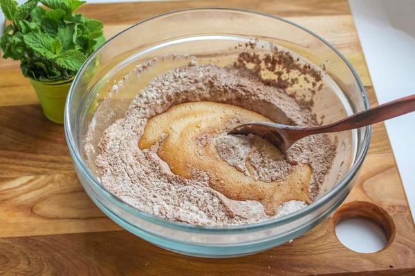 Рецепт шоколадных блинов с фото