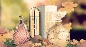 Осенние ароматы для женщин