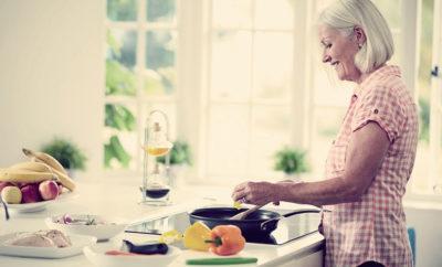 правильное питание готовка еды