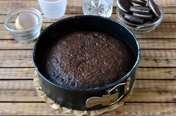 торт орео рецепт с фото пошагово