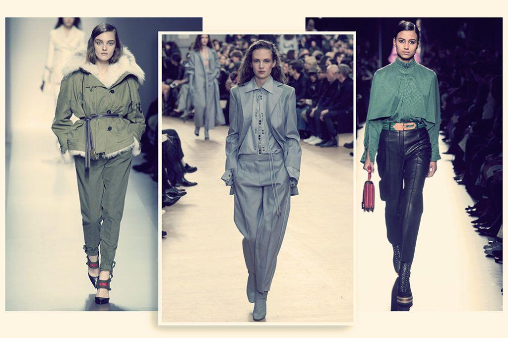 Женская одежда тренд