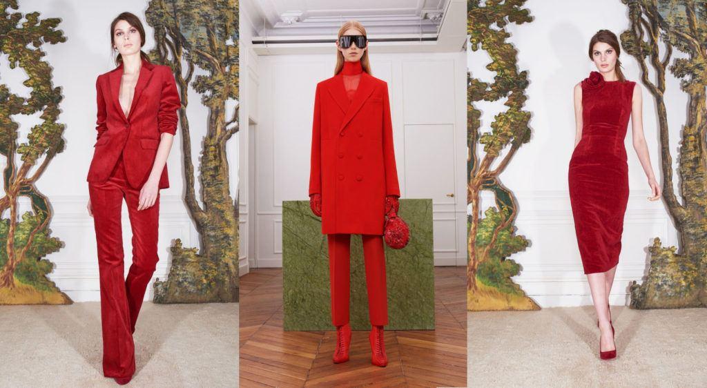 модный цвет одежды осень 2017