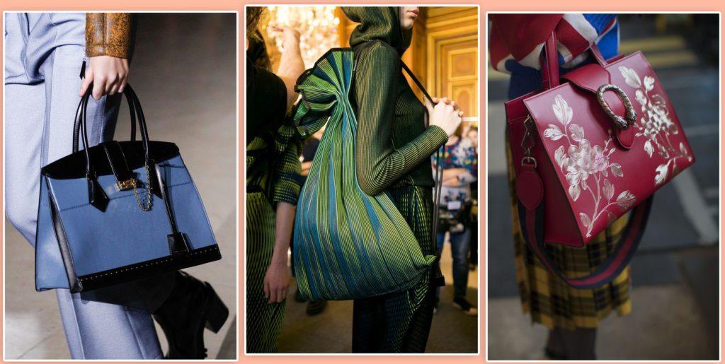 модные женские сумки осень зима 2017 2018