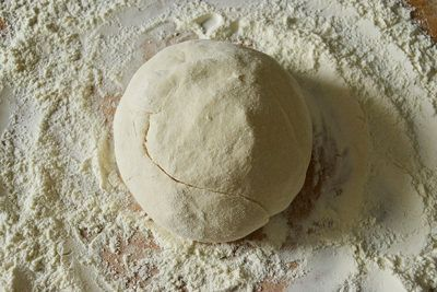 Тесто для вареников с творогом в хлебопечке