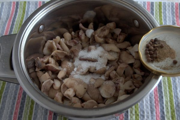 Маринованные маслята самый вкусный рецепт