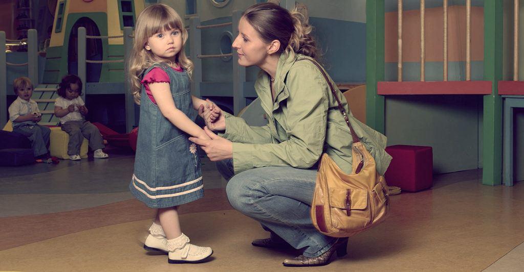 что делать если ребенок не хочет ходить в детский сад