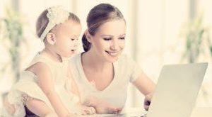 как заработать деньги сидя дома в декрете с ребенком без вложений