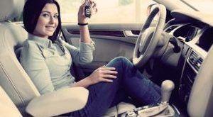выбираем авто для женщины