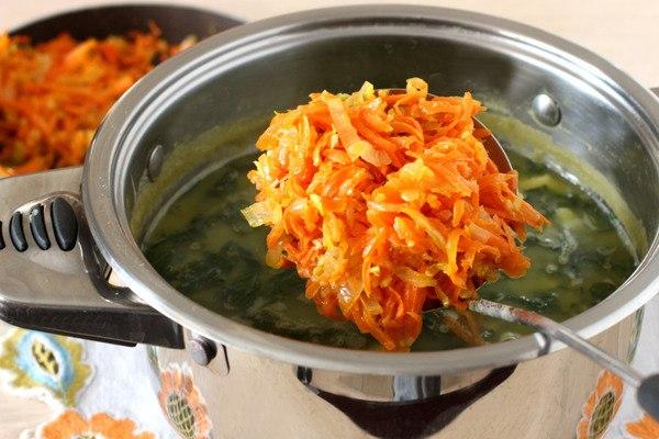 Как приготовить гороховый суп без мяса с картошкой