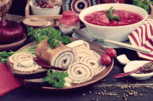 солёное сало по домашнему с чесноком