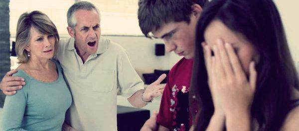 родители против девушки что делать
