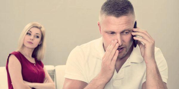 Как перестать ревновать мужчину - советы психолога