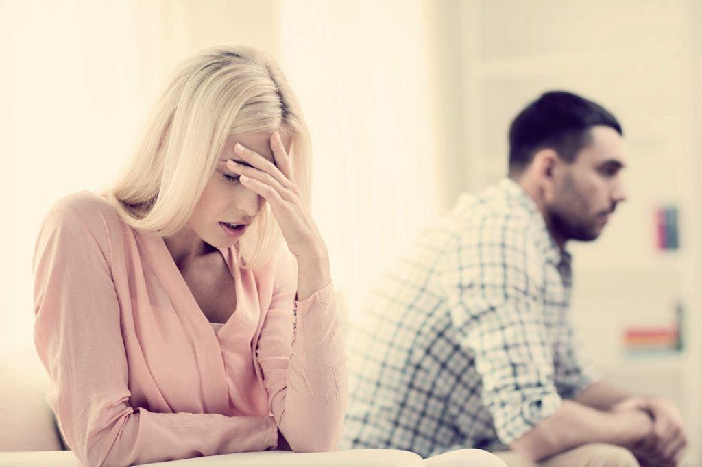 Ревность к прошлым сексуальным партнерам жены