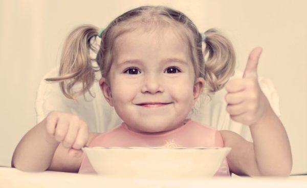 Как правильно приготовить детскую молочную кашу