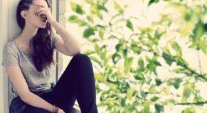 Весенняя депрессия у женщин что делать