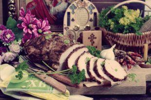 Буженина из индейки в духовке в фольге пошаговый рецепт