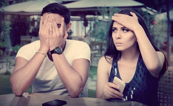 7 типичных ошибок девушек на свидании