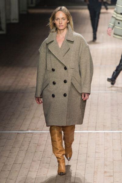 Модное женское пальто, весна 2018: тенденции и фото