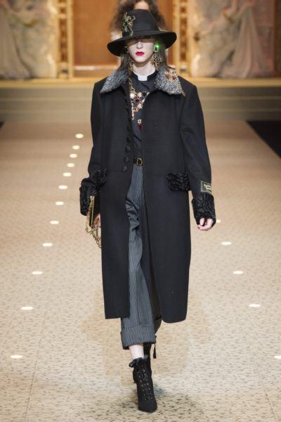 модные расцветки пальто 2018