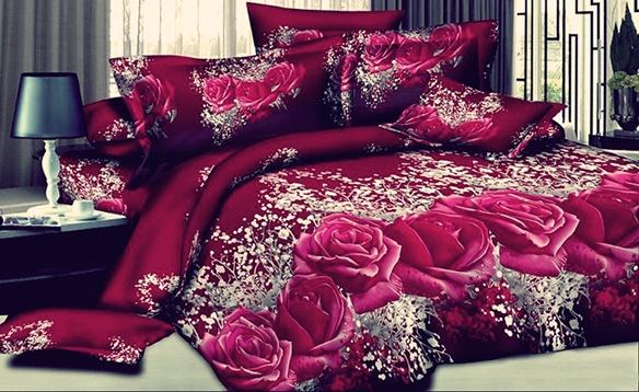 постельное белье для интерьера