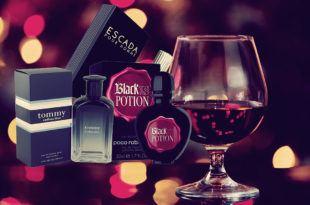 парфюм с нотами алкоголя