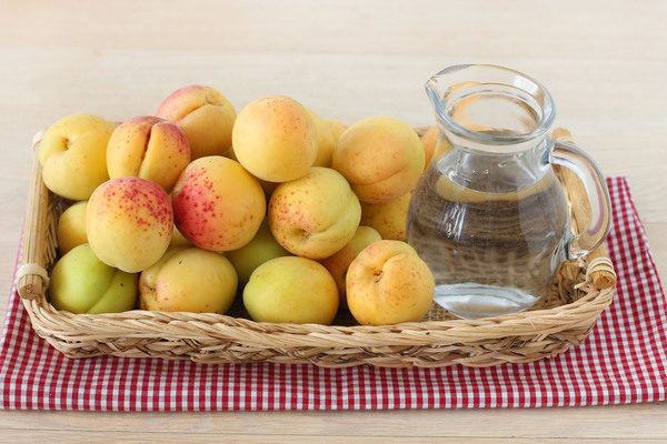 рецепт абрикосового пюре без сахара